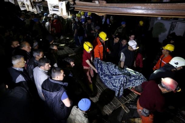Manisa Soma'da maden faciası 75