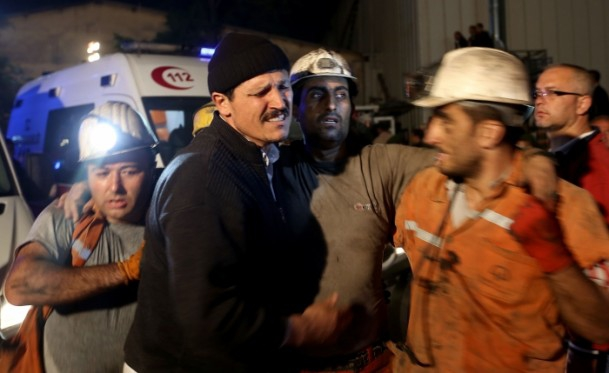 Manisa Soma'da maden faciası 80