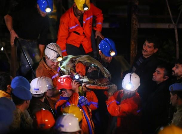 Manisa Soma'da maden faciası 81