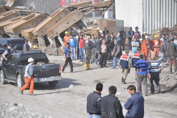 Manisa Soma'da maden faciası 9