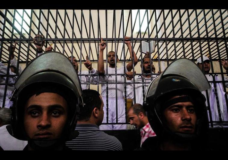 Mısır'da yeniden idam kararı 11