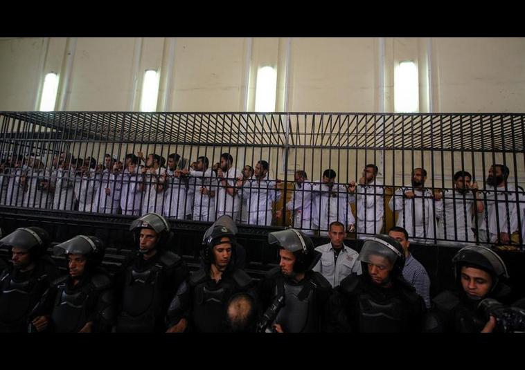 Mısır'da yeniden idam kararı 7