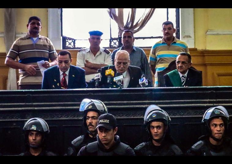 Mısır'da yeniden idam kararı 8