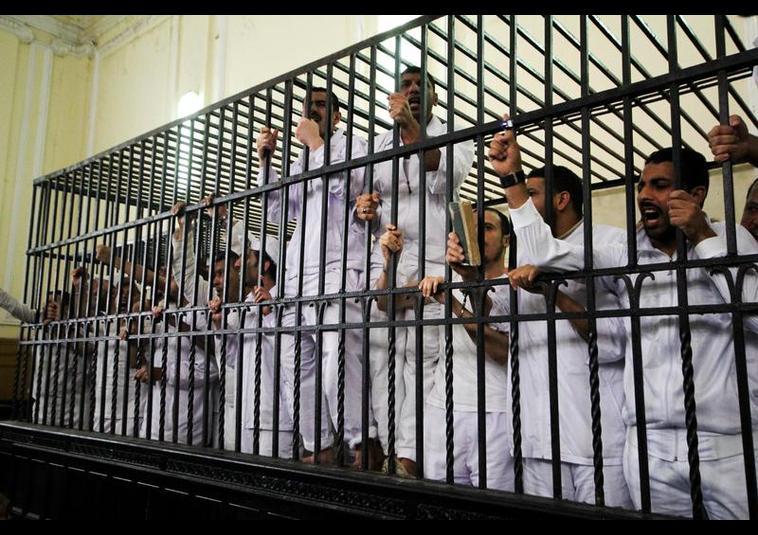 Mısır'da yeniden idam kararı 9
