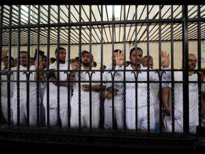 Mısır'da yeniden idam kararı