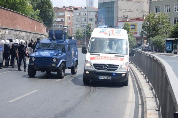 Okmeydanı'nda olaylar çıktı 14