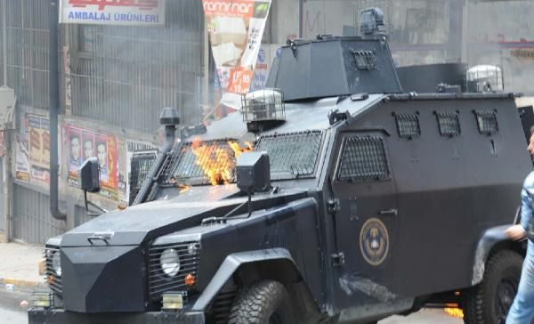 Okmeydanı'nda olaylar çıktı 23
