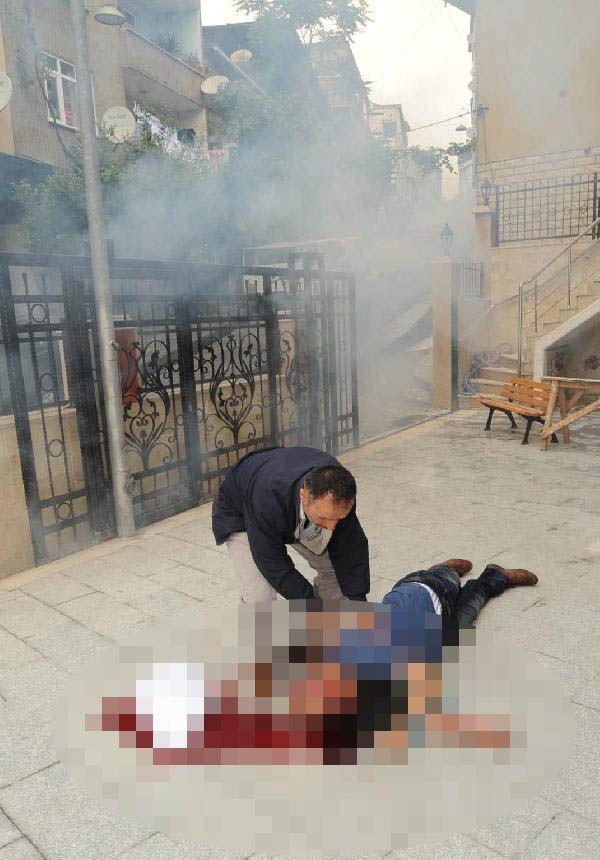 Okmeydanı'nda olaylar çıktı 25