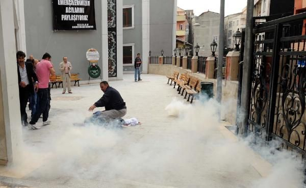 Okmeydanı'nda olaylar çıktı 26