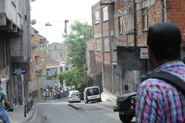 Okmeydanı'nda olaylar çıktı 29