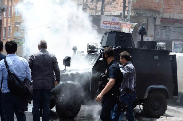 Okmeydanı'nda olaylar çıktı 30
