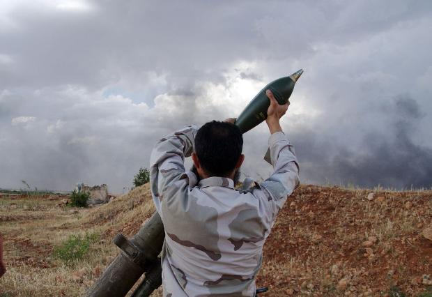 İşte Suriye'de savaşın fotoğrafları 17
