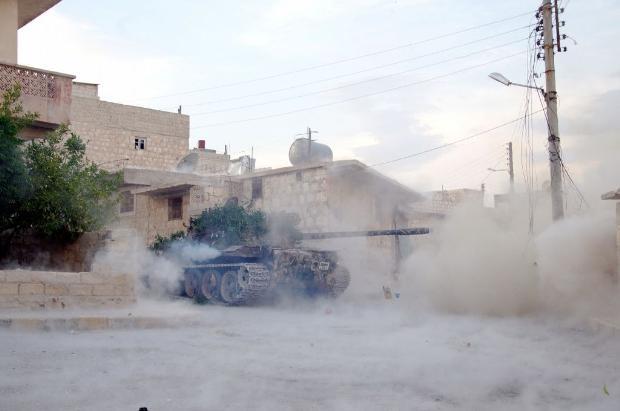 İşte Suriye'de savaşın fotoğrafları 19