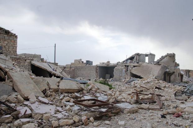 İşte Suriye'de savaşın fotoğrafları 6