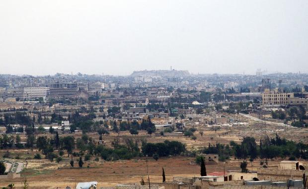 İşte Suriye'de savaşın fotoğrafları 7