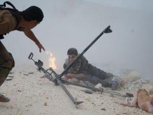 İşte Suriye'de savaşın fotoğrafları