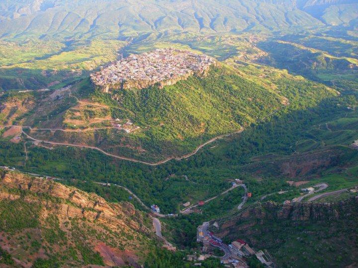 Amediye dünyanın en güzel 30 ilçesi listesinde yer aldı 12