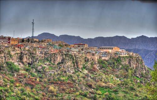 Amediye dünyanın en güzel 30 ilçesi listesinde yer aldı 17