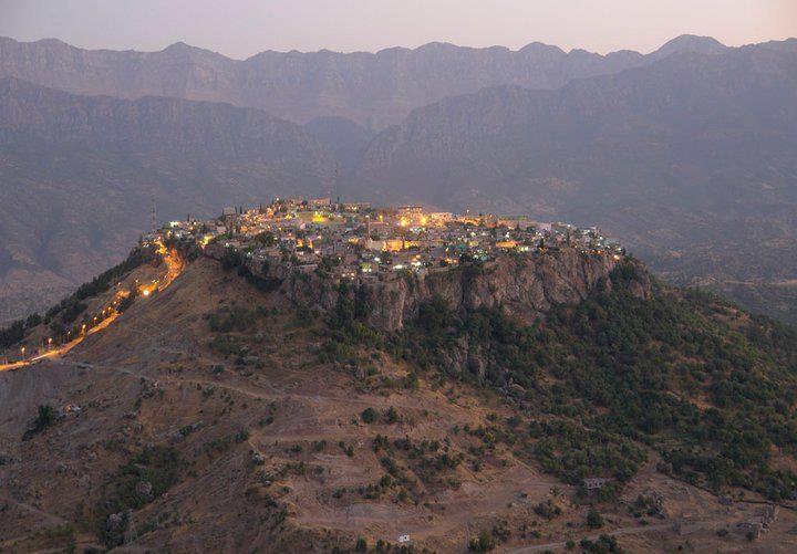 Amediye dünyanın en güzel 30 ilçesi listesinde yer aldı 2