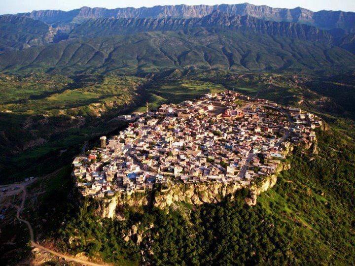 Amediye dünyanın en güzel 30 ilçesi listesinde yer aldı 20