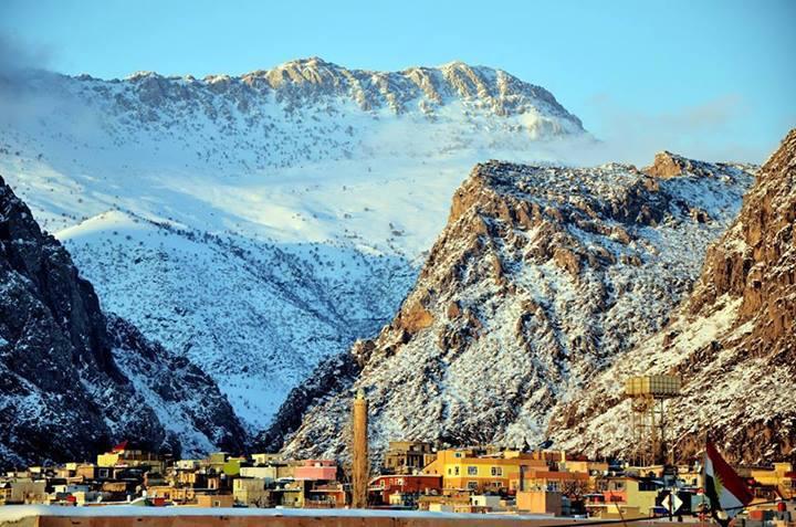 Amediye dünyanın en güzel 30 ilçesi listesinde yer aldı 4