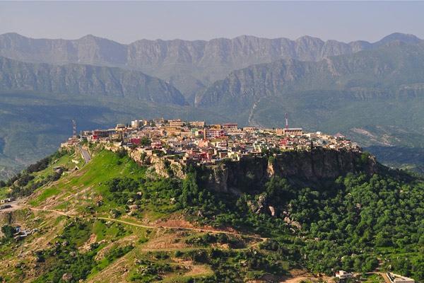 Amediye dünyanın en güzel 30 ilçesi listesinde yer aldı 9