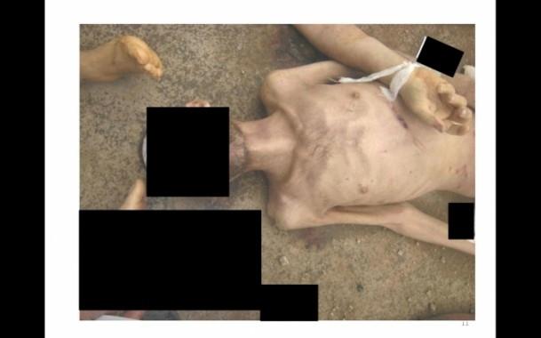 Suriye'de Öldürülen Çocuk sayısı 10 Bini Geçti 10