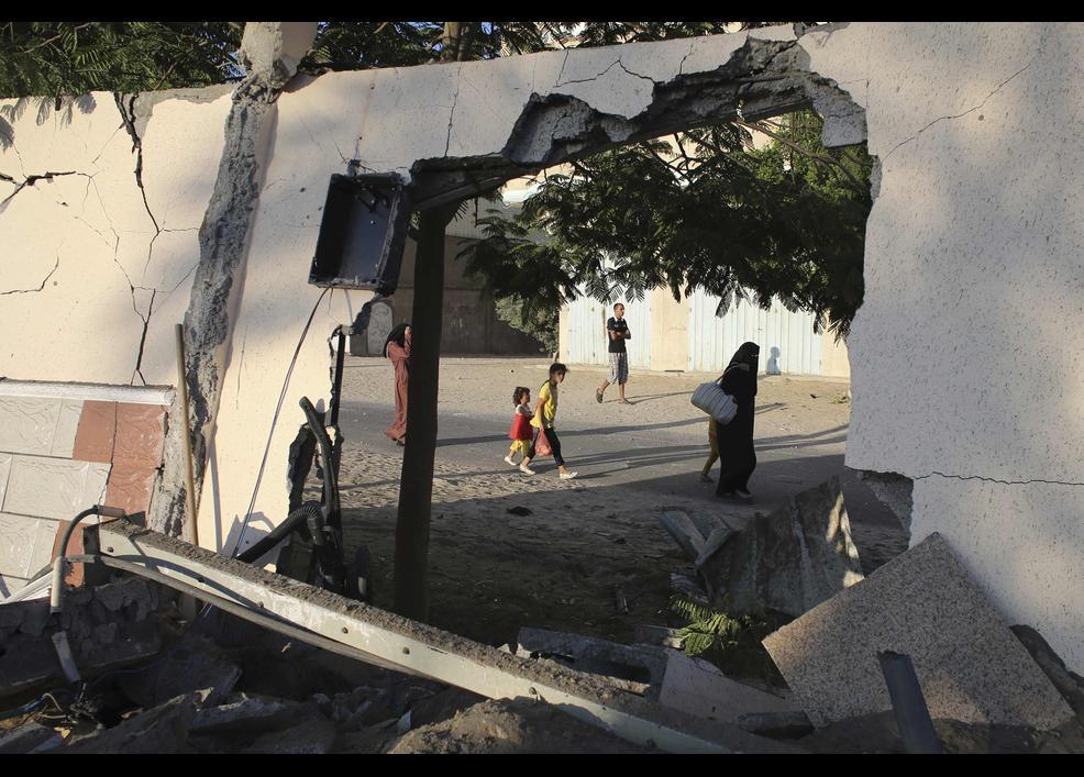 İsrail sivilleri vuruyor 10