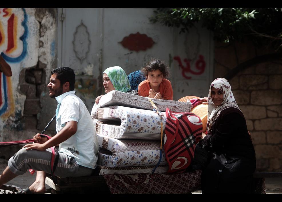 İsrail sivilleri vuruyor 12