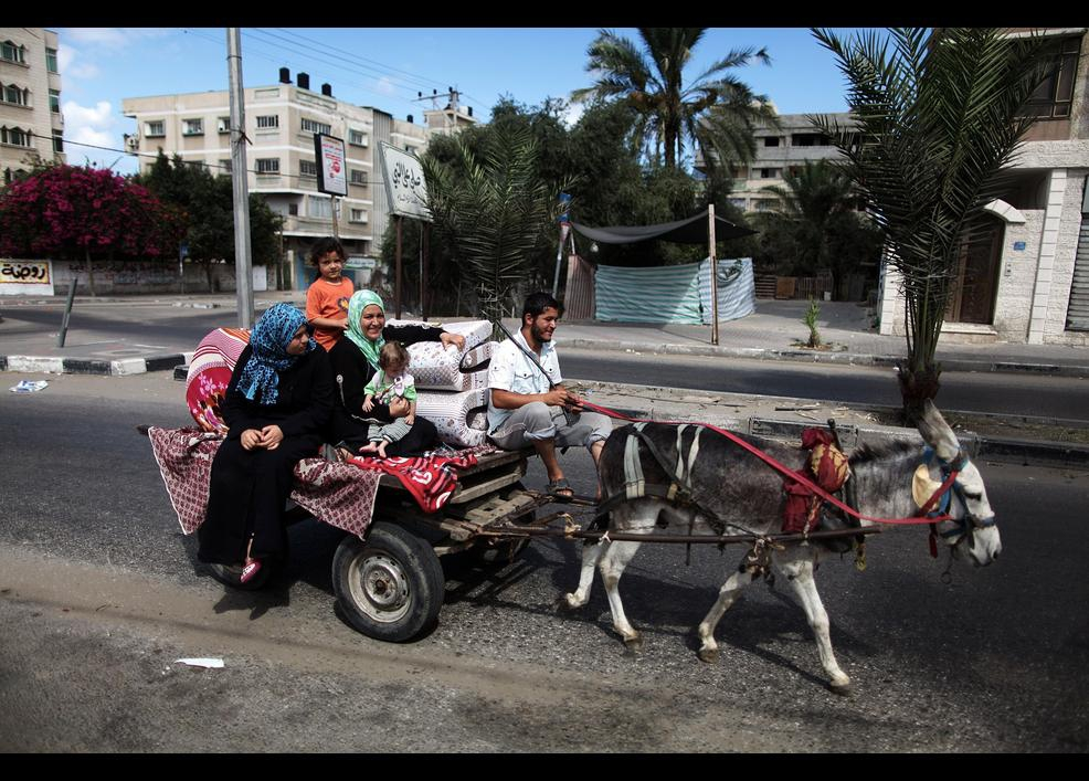İsrail sivilleri vuruyor 13