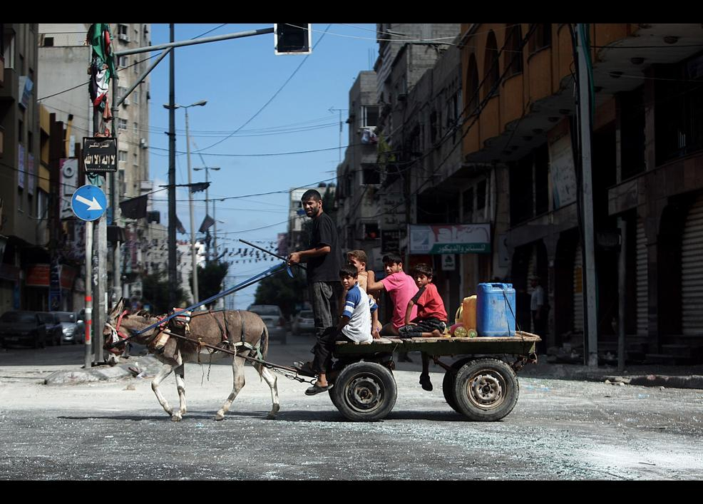 İsrail sivilleri vuruyor 14