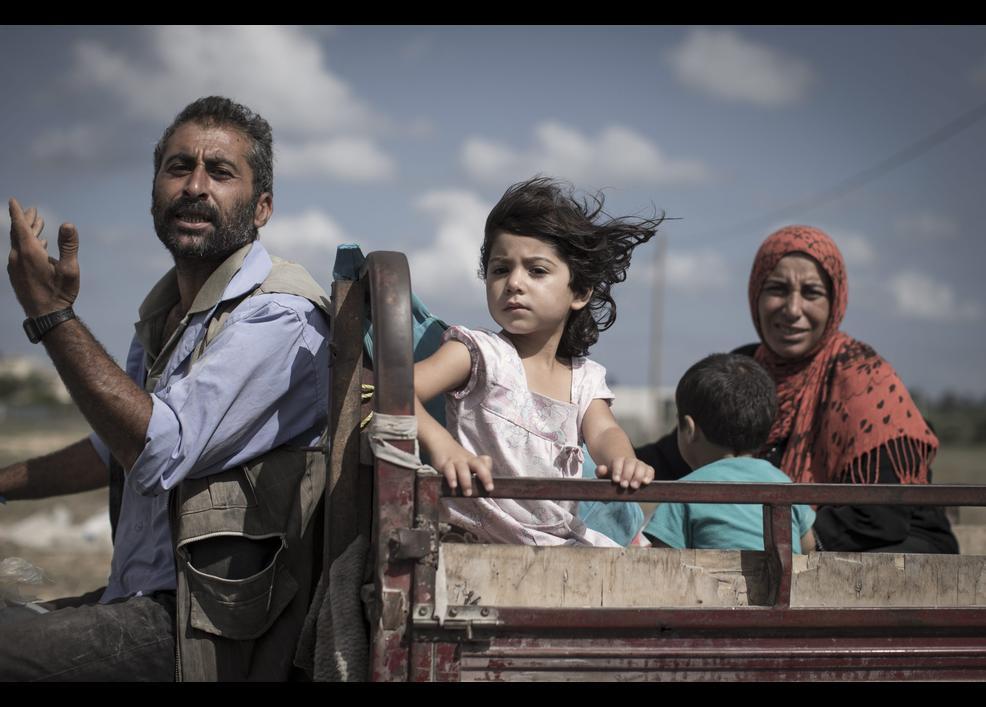 İsrail sivilleri vuruyor 15