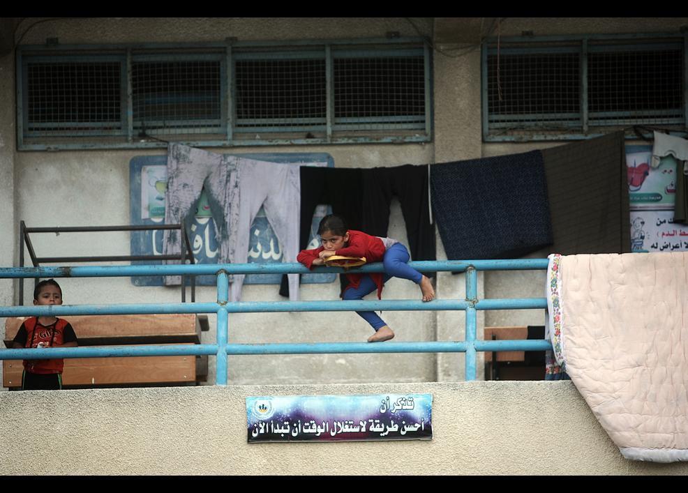 İsrail sivilleri vuruyor 16