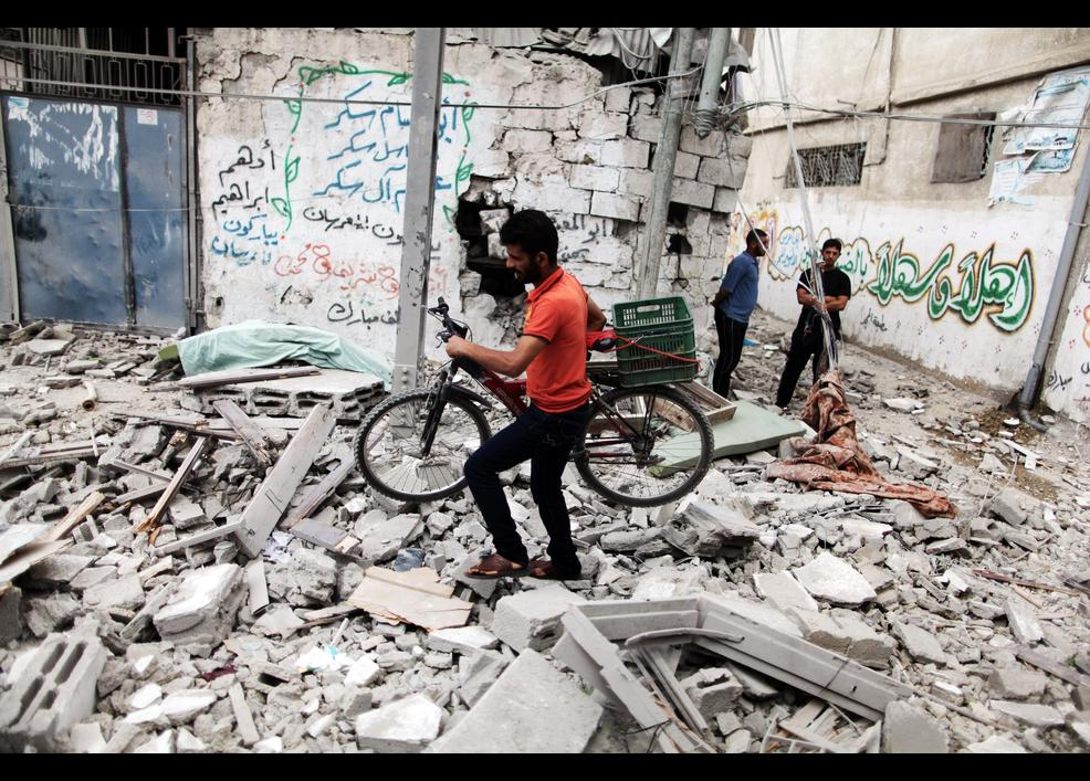 İsrail sivilleri vuruyor 20