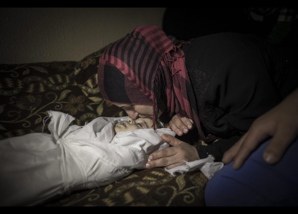 İsrail sivilleri vuruyor 25