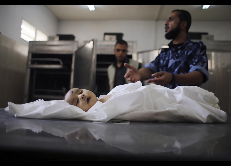İsrail sivilleri vuruyor 3