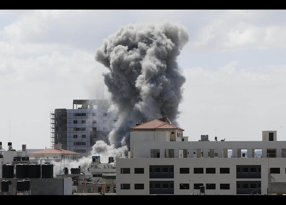İsrail sivilleri vuruyor 4