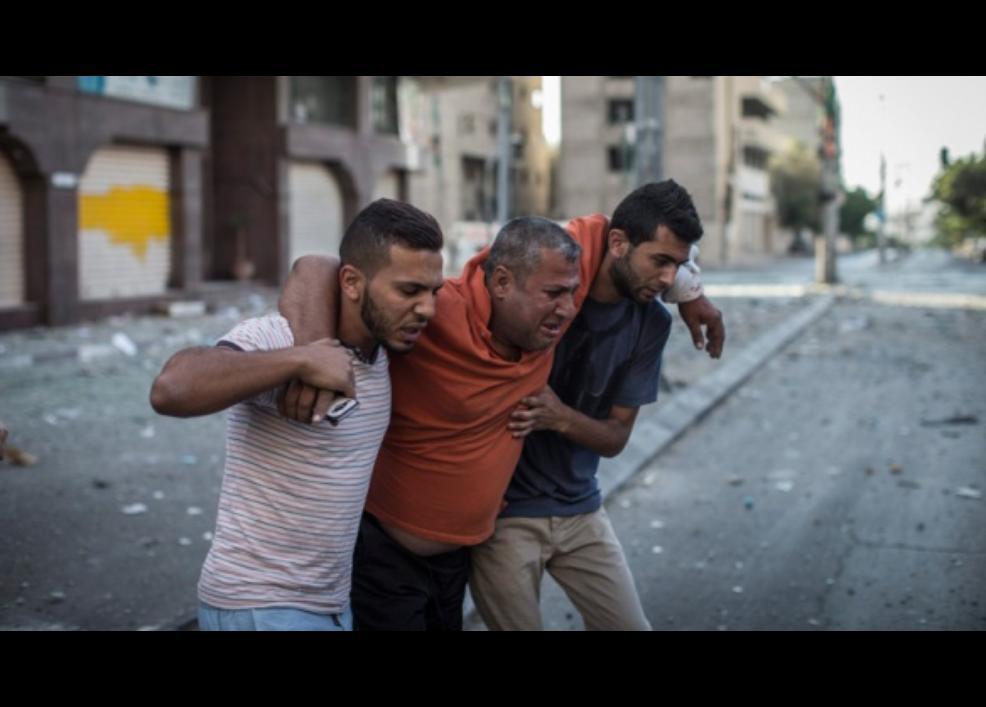 İsrail sivilleri vuruyor 9