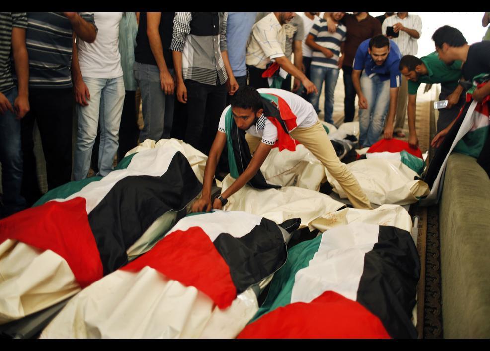 Gazze'de katliam sürüyor 11