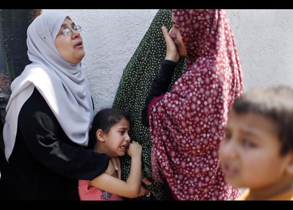 Gazze'de katliam sürüyor 14