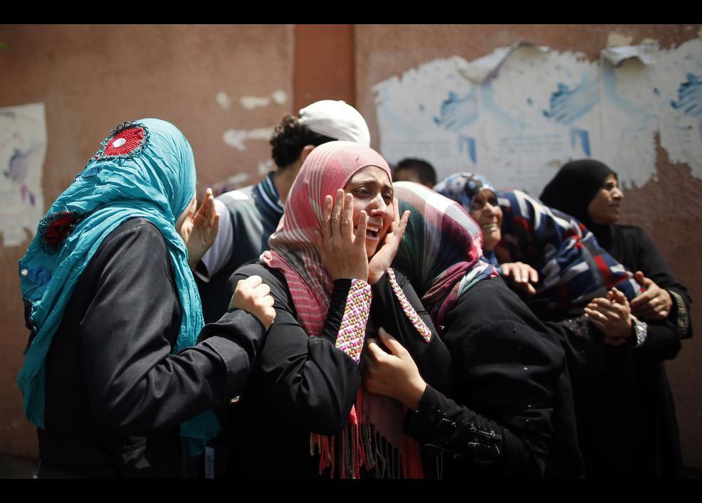 Gazze'de katliam sürüyor 15