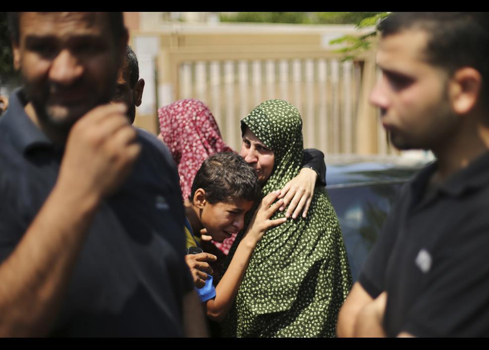 Gazze'de katliam sürüyor 16