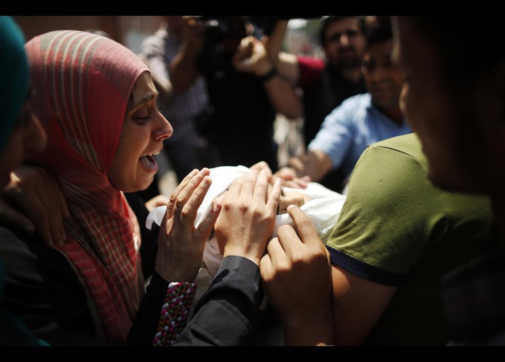 Gazze'de katliam sürüyor 17
