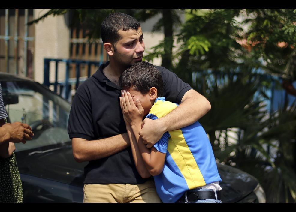Gazze'de katliam sürüyor 18