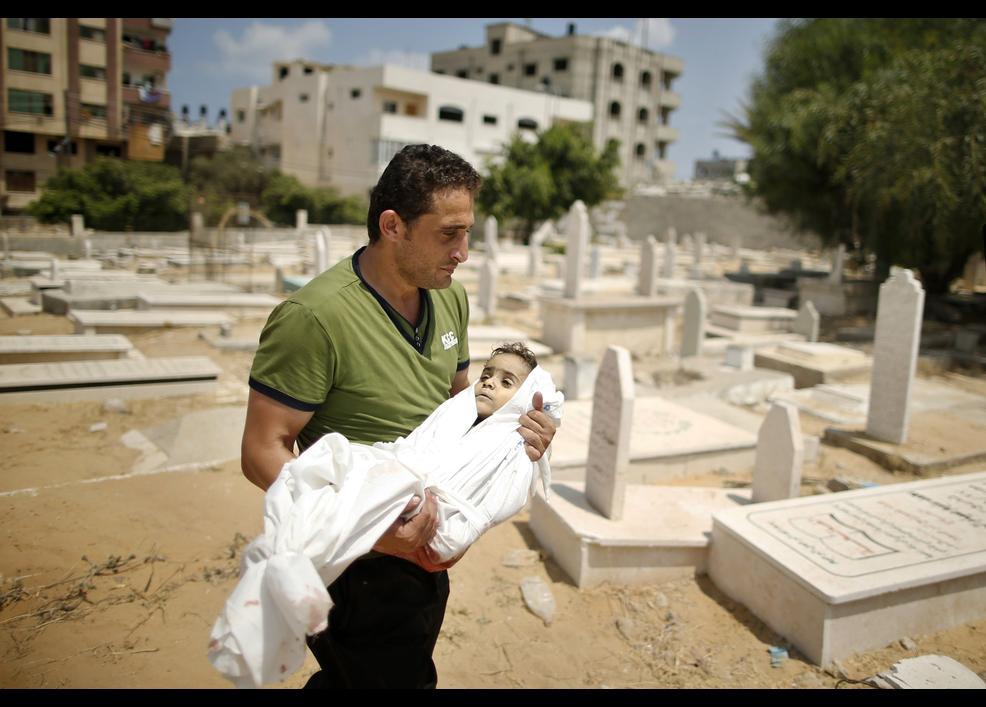 Gazze'de katliam sürüyor 19