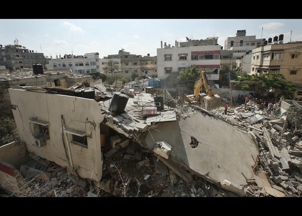 Gazze'de katliam sürüyor 2