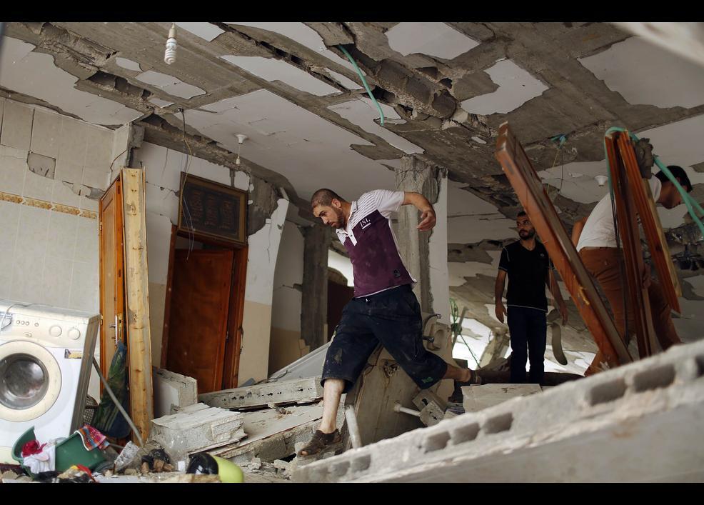 Gazze'de katliam sürüyor 20