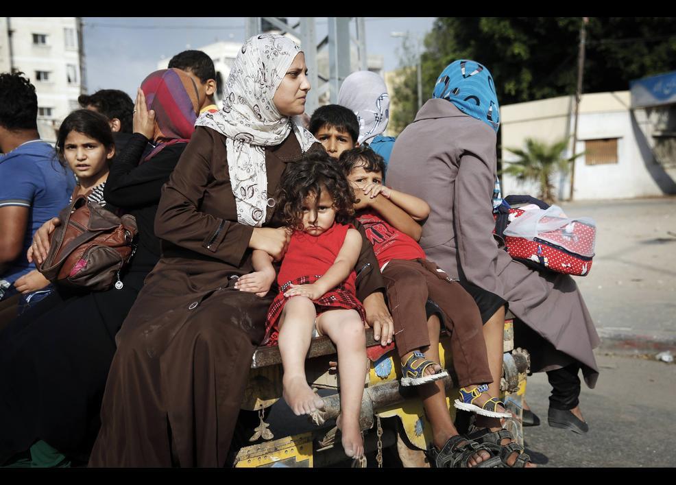 Gazze'de katliam sürüyor 21