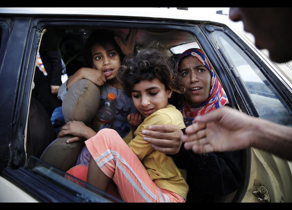 Gazze'de katliam sürüyor 22