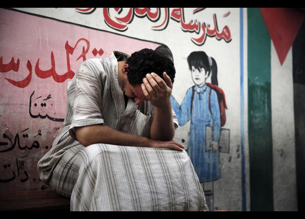Gazze'de katliam sürüyor 23